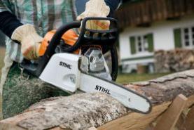 Emplacement Tronçonneuse bois 45cm³