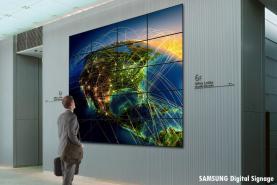 Emplacement Mur d'écrans - videowall 2m², 4m2, 6m²,...
