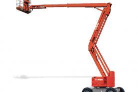 Emplacement Nacelle articulée Diesel 20m