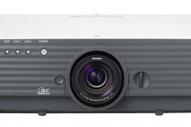 Emplacement Vidéo Projecteur Panasonic PT-DS12