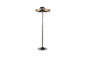 Perfect emplacement parasols chauffants lectriques with - Parasol chauffant de table ...