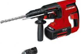 Emplacement Marteau perforateur électrique sans fil <5kg