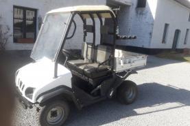 Emplacement Véhicule électrique - petit camion, charge 250 kg