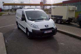 Emplacement Camionnettes Frigo - utilitaires - véhicule frigorifique (1,5 à  3m³)