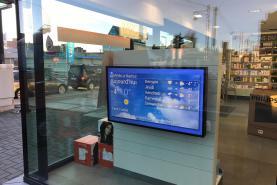 Emplacement Affichage dynamique sur écran TV dans votre PHARMACIE (au comptoir ou en vitrine)