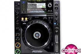 Emplacement Sonorisation - Lecteur PIONEER CDJ2000