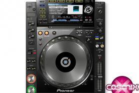 Emplacement Sonorisation - Lecteur PIONEER CDJ2000NXS - NEXUS 2000