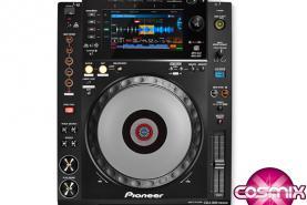 Emplacement Sonorisation - Lecteur - PIONEER CDJ900NXS