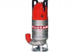 Emplacement Pompe à boue 230/400v <=60m3/h
