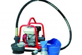 Emplacement Pompe à membrane essence/diesel 20m3/h