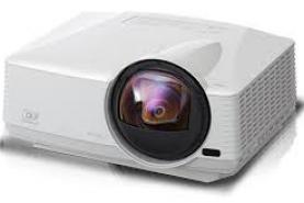 Emplacement Projecteur vidéo ultra grand angle + câble HDMI/VGA