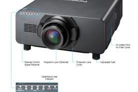 Emplacement Projecteur - vidéoprojecteur Panasonic PT- DZ 21K
