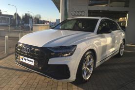 Emplacement Audi Q8
