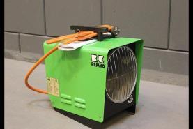 Emplacement Chauffage - Climatisation - Canon à chaleur - Température - Ventilation