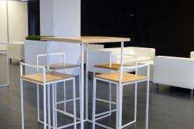 Emplacement Mobilier pour événements - stands - salons - foires - chaises hautes
