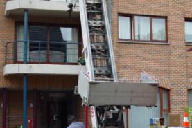 Emplacement Monte charge avec opérateur - lift pour déménagement Namur