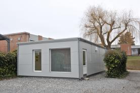 Emplacement Containers modulaires pour bureaux et espaces de travail, salles de réunions - Bungalows provisoires - Modules