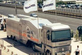 Emplacement Véhicule événementiel - Marketing mobile - Véhicule publicitaire personnalisable - Roadshows