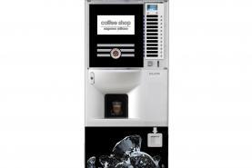 Emplacement Distributeur de boissons chaudes - Machine à café - Thé - Chocolat chaud