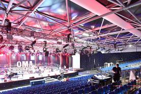 Emplacement Salles de concert toutes tailles provisoires - Structures démontables pour événements