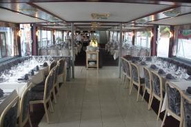 Emplacement Bateaux - Salles pour réceptions, mariages, événements privés ou professionnels