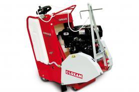 Emplacement Scie à sol diesel 13cv