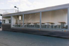 Emplacement semi-remorque événementiel - restaurant - cantine