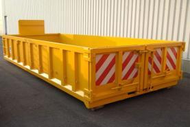 Emplacement Container - Conteneur tout-venant - 6m³ 8m³, 10m³, 12m³, 15m³, 20m³, 30m³ &