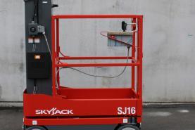 Emplacement Elevateur compact SJ 16
