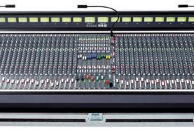 Emplacement Console analogique Soundcraft SM20