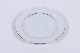 Emplacement Sous-tasse à café - Collection Gold - Matériel traiteur - Vaisselle