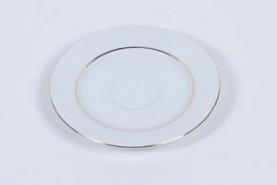 Emplacement Sous-tasse à moka - Collection Gold - Matériel traiteur - Vaisselle