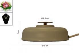 Emplacement Plateau tournant - stand tournant jusqu'à 200 kg de charge.