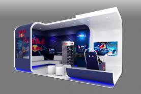 Emplacement Stand pour salon commercial, conférences, réception privée, ...