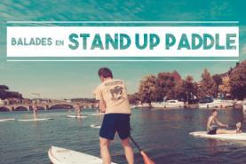Emplacement Stand Up Paddle - Jeux aquatiques - Divertissement sur Meuse à Namur - Sport nautique - Planches de surf sur rivière