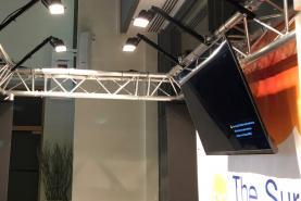 Emplacement Ecran Led UHD - pour événement - scène - foire - stand