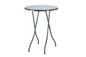 Emplacement Table haute - Table mange debout avec ou sans nappe - Mobilier