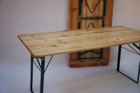 Emplacement Table de brasseur - banc de brasseur- mobilier événement