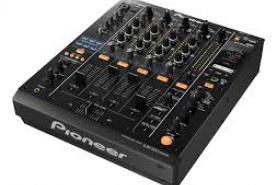 Emplacement Table de mixage PIONEER DJM900 Nexus - Kit sonorisation DJ