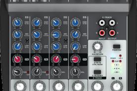 Emplacement Table de mixage Behringer Xenyx 802 - Kit DJ - Matériel sonorisation