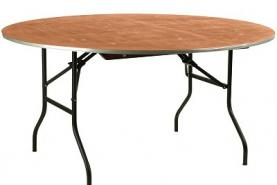 Emplacement Table ronde ø150cm (8 pers) - Mobilier