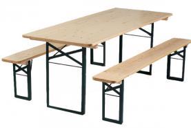 Emplacement Tables de brasseur
