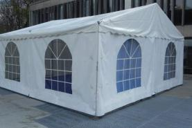 Emplacement Tente de 6x6m – 36m² - Chapiteau - Pagode - Tonelle