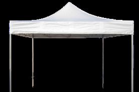 Emplacement Tente dépliable Canopy 3x3m – 9m² - Chapiteau - Pagode - Tonelle