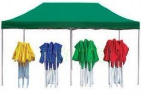 Emplacement Tonnelle (tente) - Canopy