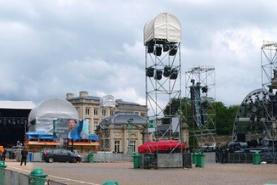 Emplacement Tours pour évènement - Tower - supports sons et lumières