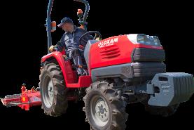 Emplacement Tracteur agricole 16/18cv