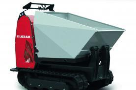 Emplacement Transporteur sur chenilles =< 1500kg