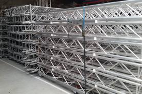 Emplacement Structure carrée compatible GlobalTruss, EuroTruss