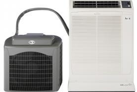 Emplacement Climatiseur domestique - Air conditionné mobile et silencieux - Airco